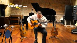 Alejandro Vazquez Rubio Classical/Nylon Acoustic Guitar - Quick n' Dirty