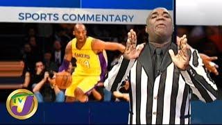 TVJ Sports Commentary: Kobe Bryant - January 27 2020