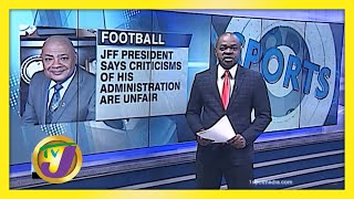 JFF President Says Criticisms of his Administration are Unfair - January 16 2021