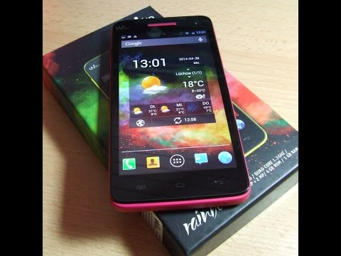 Wiko Rainbow la recensione di Tecnoandroid.it