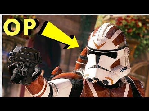 connectYoutube - Rocket Trooper is OP   Star Wars Battlefront 2