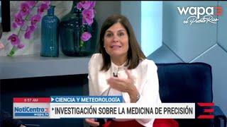 Ciencia y Meteorología: Medicina de precisión y el cáncer