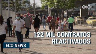 Mitradel reporta 122 mil contratos laborales reactivados | ECO News