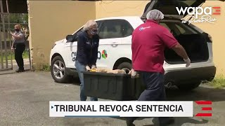 Tribunal de Apelaciones revoca sentencia de reabrir los comedores