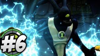 Ben 10: Omniverse Wii/Wii U/PS3/Xbox - Part 6 - Past Due 1/2