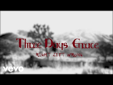 connectYoutube - Three Days Grace - Right Left Wrong (Lyric Video)