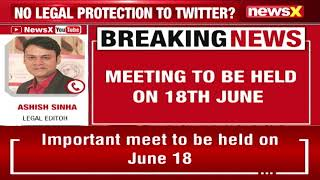 NewsX Exclusive On Twitter Vs GoI   Parl Standing Committee To Hold Meeting   NewsX - NEWSXLIVE