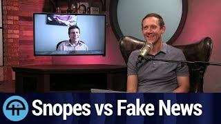 How Snopes Fights Fake News