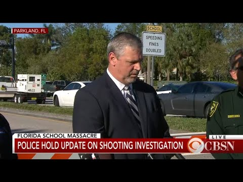 Fla. school shooting suspect was flagged to cops, FBI