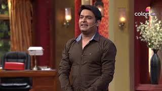 Comedy Nights with Kapil - Kapil take on anniversary gifts! - COLORSTV