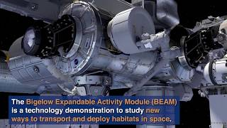 Space Station's Expandable Habitat Gets Extended Mission