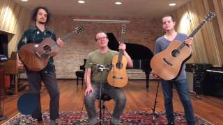 Spotlight on Torrefied Guitars: Santa Cruz H14, Bourgeois Piccolo Parlor & Furch D34-AR