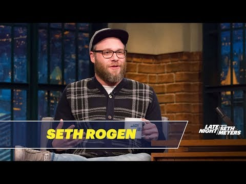 connectYoutube - Seth Rogen Talks The Room and Tommy Wiseau