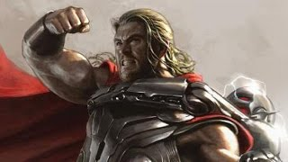 Avengers 2 - Chris Hemsworth Brings the Thunder to SDCC - Comic Con 2014