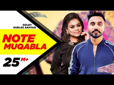 songaction is Note Muqabla-Goldy Desi Mp3 Song Download And