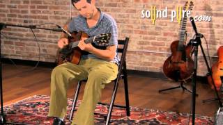 Jimmy Foster Avalon Archtop Demo played by Jazz Guitarist Keith Ganz