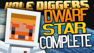 Minecraft - Dwarf Star Complete - Hole Diggers 45