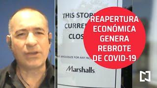 Reapertura económica tras el coronavirus Covid-19 - Agenda Pública