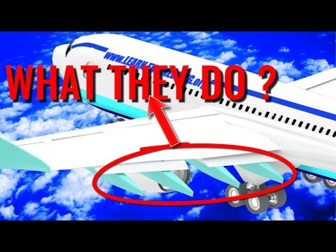 connectYoutube - What are Beneath the Airplane Wings ?