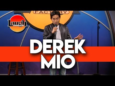 connectYoutube - Derek Mio | I Wish I Was Italian | Laugh Factory Stand Up Comedy