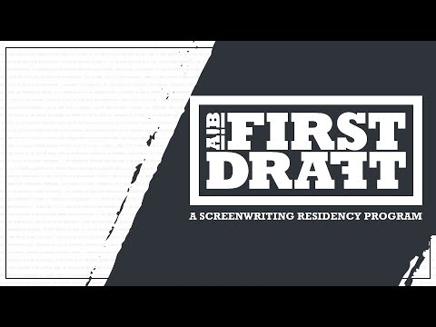 connectYoutube - AIB First Draft : A Screenwriting Residency Program