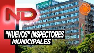 Contrataron a abogados como inspectores municipales