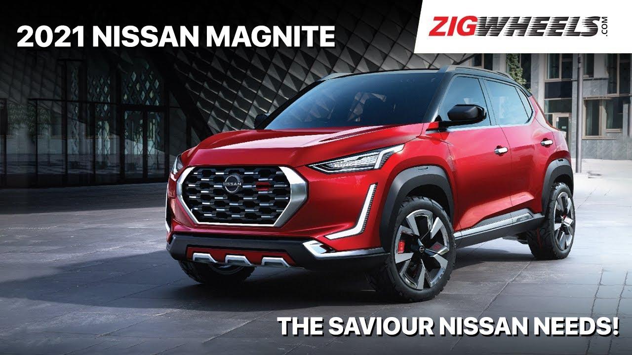 ZigFF: 🚙 2021 Nissan Magnite Concept Revealed | Venue, Nexon, Sonet, XUV300 Rival