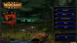 Warcraft III Reign of Chaos All Campaign Cinematics Interludes and Cutscenes