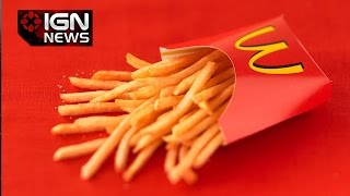 McDonald's Japan is Running Out Of Fries - IGN News