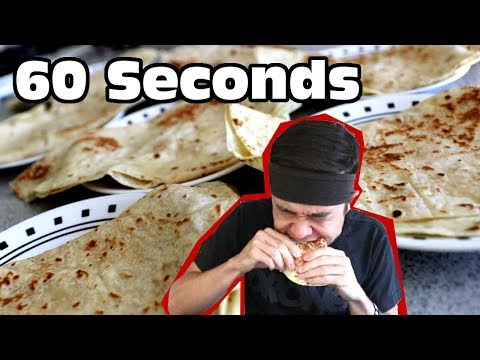 connectYoutube - 1 Minute Quesadilla CHALLENGE!! (Ep. #22)