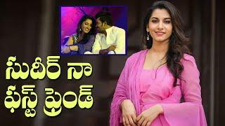 Sudheer is my first friend : Vishnu Priya | సుదీర్  నా ఫస్ట్ ఫ్రెండ్  | IG Telugu - IGTELUGU