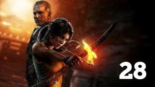 Прохождение Tomb Raider — Часть 28: Храм над ущельем