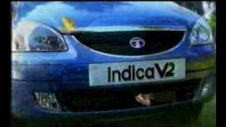 Tata Indica V2- Get close to nature