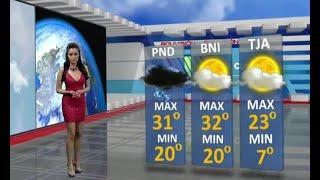 El Clima de Bolivisión: Pronóstico del 03 de junio del 2021