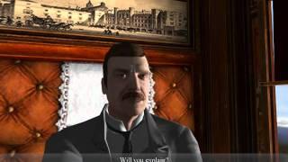 Sherlock Holmes: The Awakened walkthrough part 13