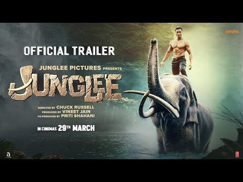 'Junglee' Official Trailer | Vidyut Jammwal, Pooja Sawant