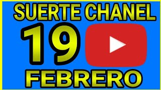 Resultado de las loterías del día Miércoles 19 de Febrero de 2020