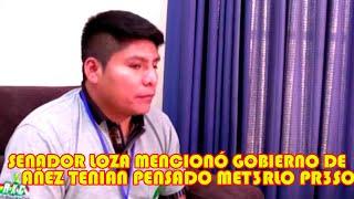 LEONARDO LOZA QUE EL GOLP3 EN BOLIVIA FUE MUY BIEN PL4NIFICADO DESDE AFUERA Y NO EN BOLIVIA