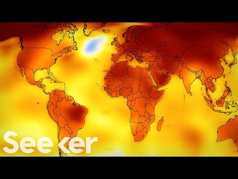 Why a Half Degree Rise in Global Temperature Would Be Catastrophic