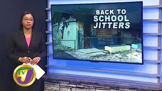 TVJ News: Back to School Jitters in Beecham Hill - January 3 2019
