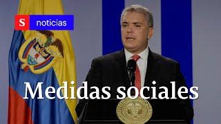 Duque habla de las medidas sociales ante la pandemia de covid-19   Semana Noticias