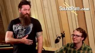 Neumann TLM 107 Multipatten LDC Mic Demo on Acoustic Guitar