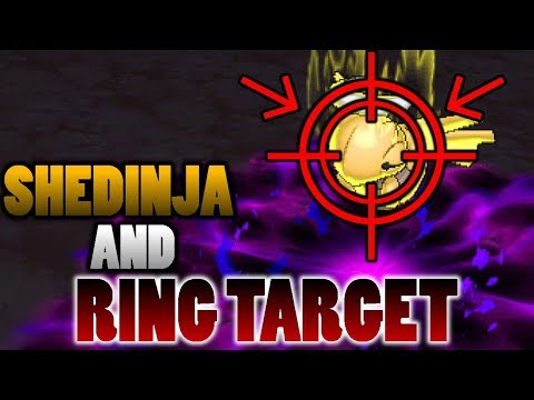 connectYoutube - Is Shedinja's Wonder Guard Ability Ignored By the Ring Target Item In Pokemon Ultra Sun and Moon?