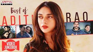 Best of Aditi Rao Hydari  Video Songs Jukebox | Aditya Music - ADITYAMUSIC