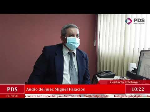 Exteriores desde el Poder Judicial con Perla Silguero