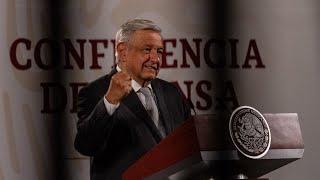 Cae aprobación de AMLO por labor ante pandemia y seguridad en México