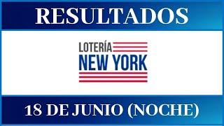 Lotería New York Noche Resultados de hoy
