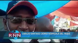 Cabildo Santiago cierra hospedaje del Yaque