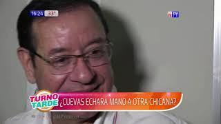 El diputado Miguel Cuevas ya se encuentra en la Agrupación Especializada