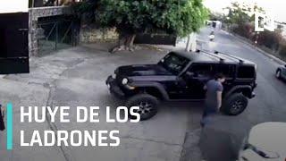 Captan intento de robo en Cuernavaca - Sábados de Foro